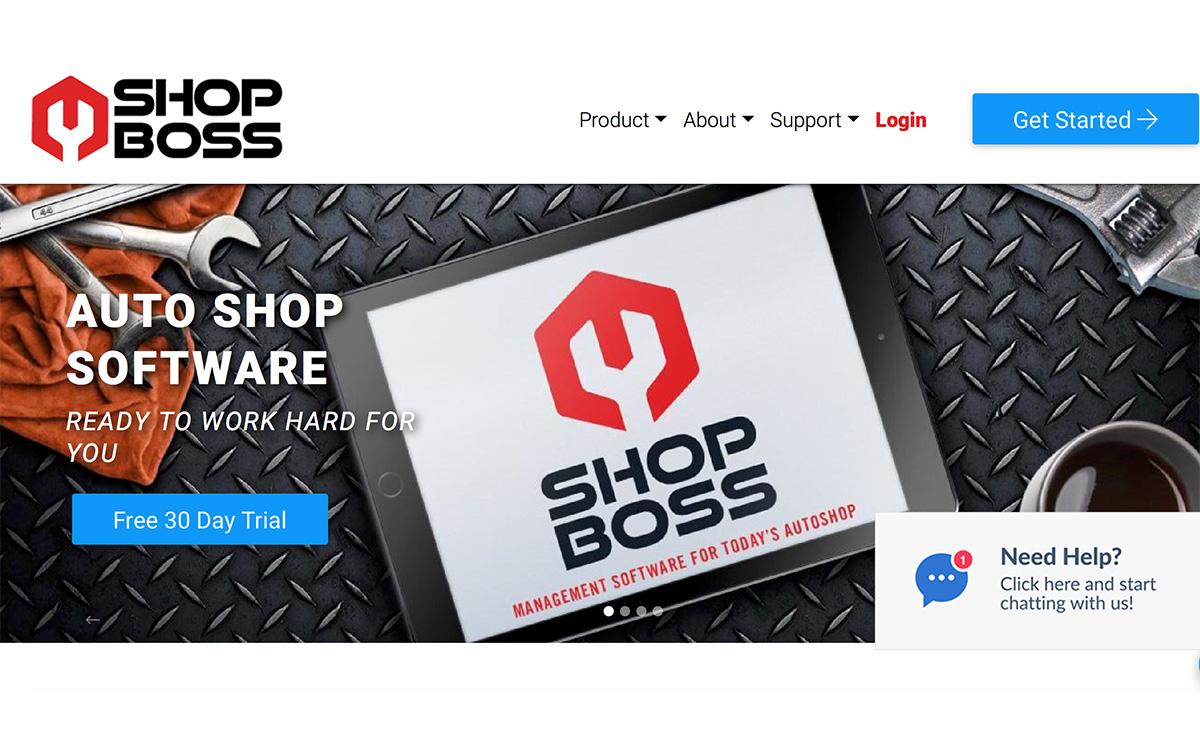 Shop Boss Announces Smart Search Automotive Estimating Feature