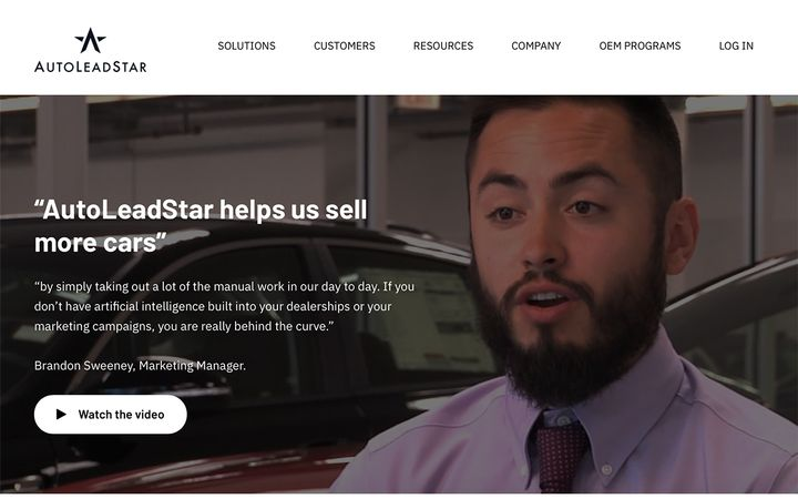 Davidoff is coming at a pivotal time in AutoLeadStar's growth as it offers a single platform for the auto dealer segment driving the entire marketing to sales process, creating one-to-one matches by treating each shopper and each vehicle as an individual transaction.  -