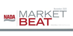 NADA Market Beat: New-Vehicle Sales Down Slightly Compared to Previous Two Months