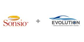 Sonsio and Evolution by Dent Wizard Complete Merger to Better Serve the Vehicle Protection and Warranty Markets