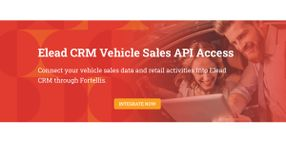 CDK Global Launches Advanced CRM Data Capabilities with Four New Elead APIs