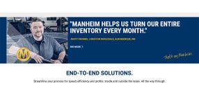 New Manheim Dashboard Puts Powerful Data at Dealers' Fingertips, Fueling More Informed Searches and Improved Buying Decisions