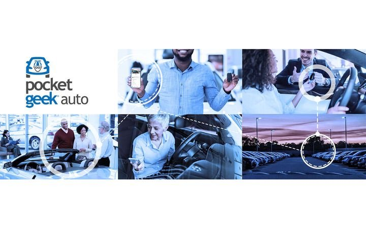 The Pocket Geek Auto mobile app is designed to help dealers maintain a profitable post-purchase relationship with customers. - IMAGE: Assurant.com