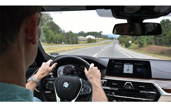 Drivers are using adaptive cruise control as a tool for speeding, possibly undermining the feature's potential safety benefits, a new study from the Insurance Institute for Highway Safety found. - IMAGE: IIHS