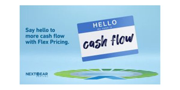 Flex Pricing gives dealers greater cash flow to invest back into their business.