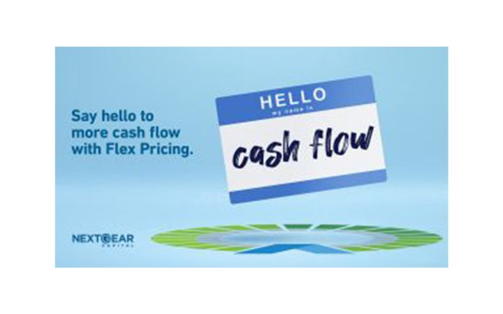 Flex Pricing gives dealers greater cash flow to invest back into their business. - IMAGE: NextGearCapital.com