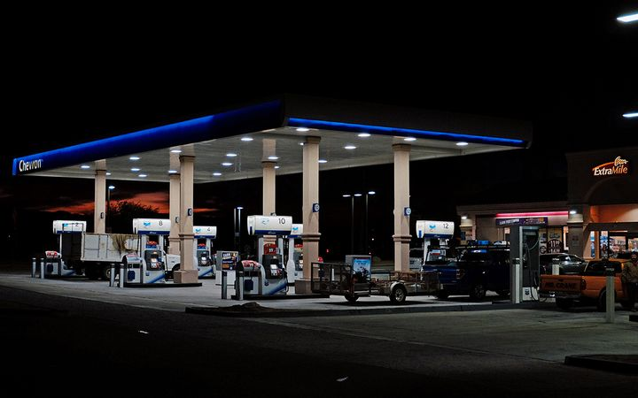 The survey was conducted on May 13, a time of significant disruption and fuel shortage up and down the East Coast. - IMAGE: Flickr.com