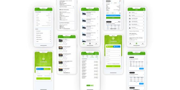 Carketa is now part of a marketplace of applications and integration that CDK Global developed...