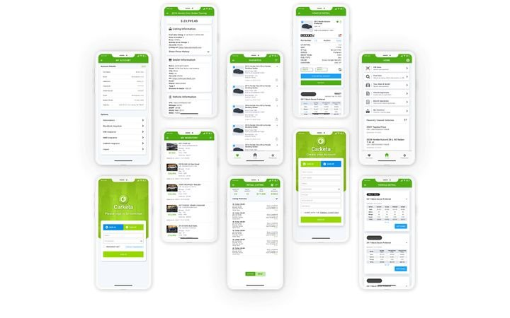 Carketa is now part of a marketplace of applications and integration that CDK Global developed to help automotive dealers succeed. - IMAGE: GetCarketa.com
