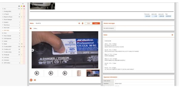 Media Gallery is part of Rapid Recon's product features to help automobile dealers maximize used...