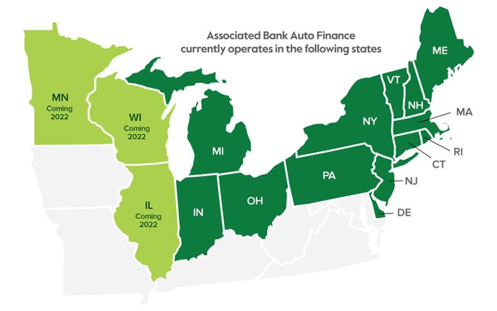 Our team of auto financing professionals has extensive local market knowledge to meet dealers' unique needs in a personal, professional and efficient manner. - IMAGE: Associated Bank