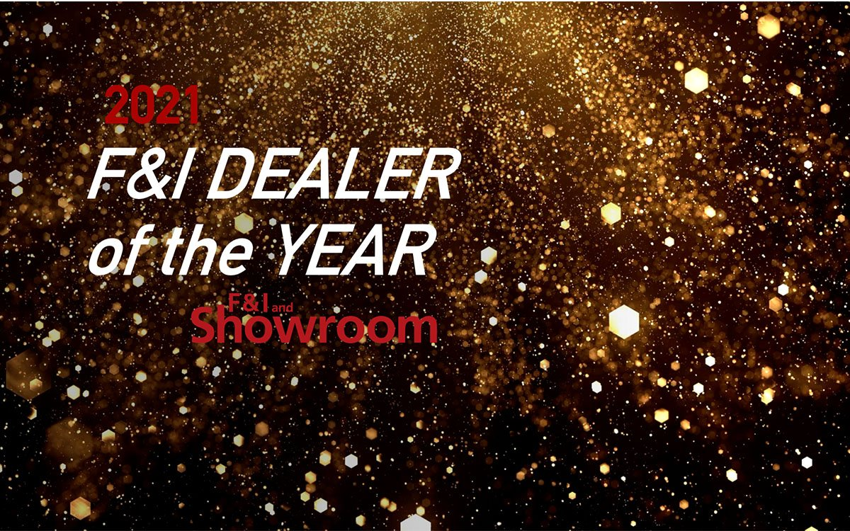 Nominations Open for F&I Pacesetters and 2021 Dealer of the Year