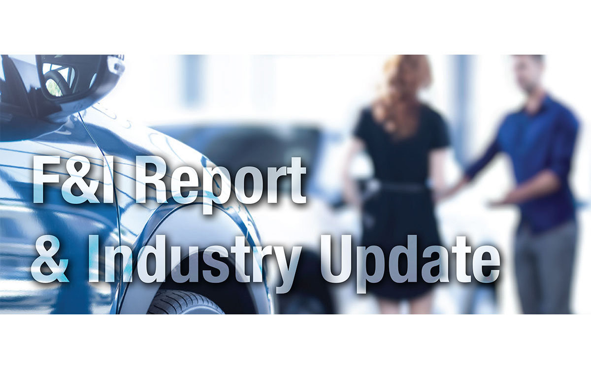 Report Sheds Light on Digital Retailing's Impact on F&I Product Growth Trends