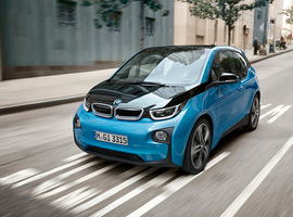 APEX EV is a new service contract designed specifically for pre-owned electric vehicles such as the BMW i3.