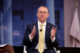 CFPB Abandons Name Change Following Mulvaney Departure