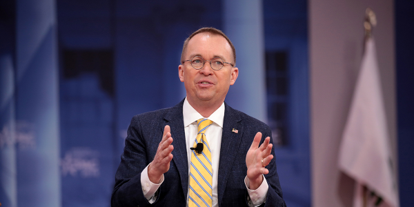 Former acting director Mick Mulvaney's quest to change the Consumer Financial Protection...