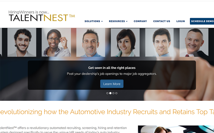 GSFSGroup's TalentNest was designed to take the guesswork out of finding and retaining qualified dealership personnel. 