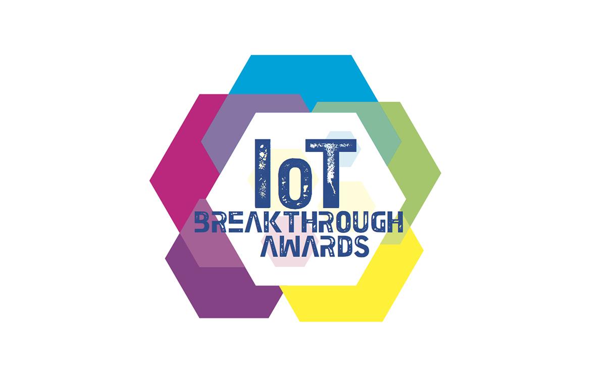 Spireon Wins IoT Breakthrough Award