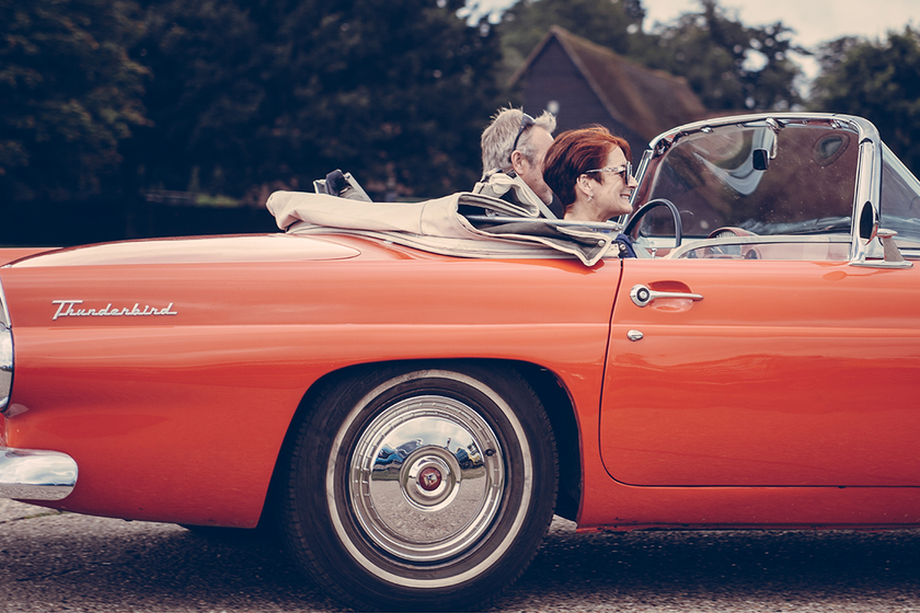 Car buyers age 54 to 74 are the most likely group to take out a car loan and own the highest...