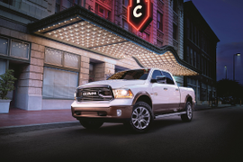 Ram Up, Chrysler Down in Q4 Lease Report