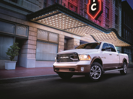 Interest in leases for such Ram models as the 2018 1500 Laramie Longhorn Southfork increased by an industry-leading 10% in Swapalease.com's Q4 report.