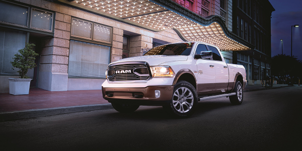 Interest in leases for such Ram models as the 2018 1500 Laramie Longhorn Southfork increased by...
