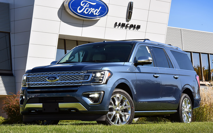 Ford dealers will have access to MaximTrak's electronic F&I menu, reporting solutions, and econtracting process as part of a new partnership.   - Photo courtesy Ford Motor Co.