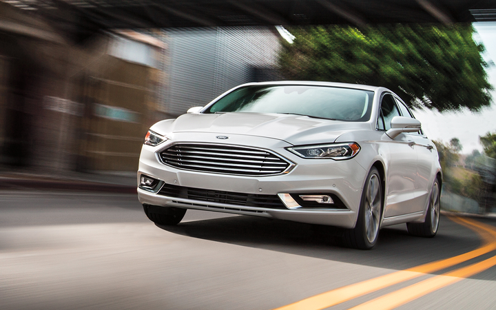 The average cost to lease a new Ford Fusion is currently $179 per month, an industry-leading 18.65% decrease from February. 
