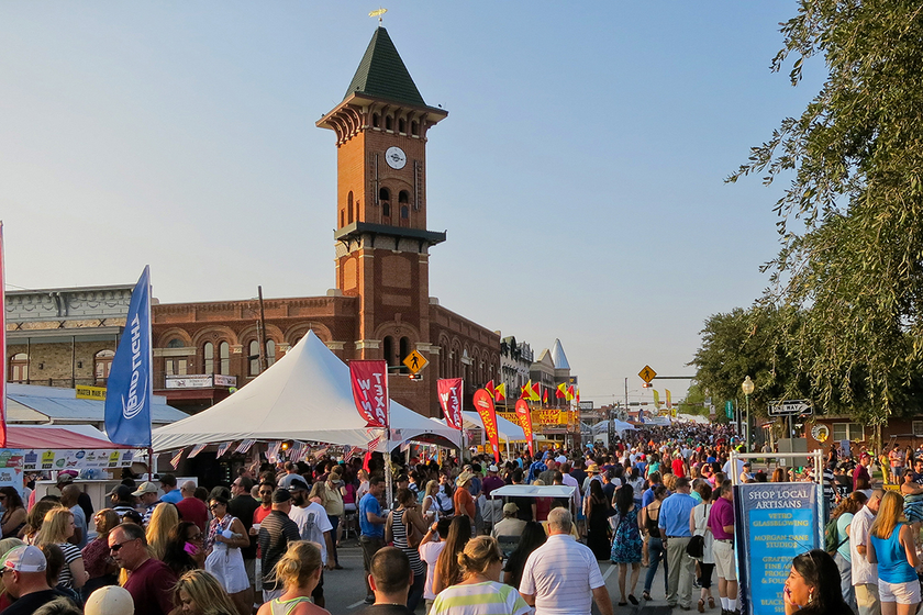 CGW is based in Grapevine, Texas, home of the annual GrapeFest wine-tasting event. The company...