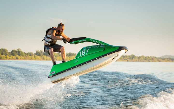 Personal watercraft are among the vehicle types included in NAE/NWAN's new Extreme Powersports service contract lineup. 