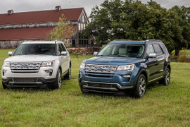 Ford Lease Prices Spike in Otherwise Steady April