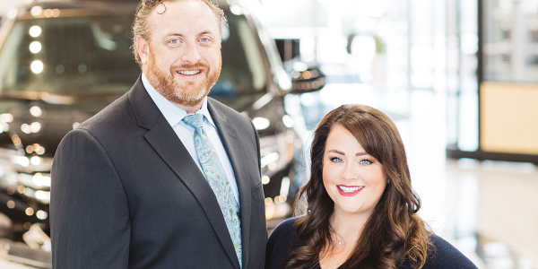 Husband and wife Chris and Kelly Levesque serve as Capitol City's general manager and principal.