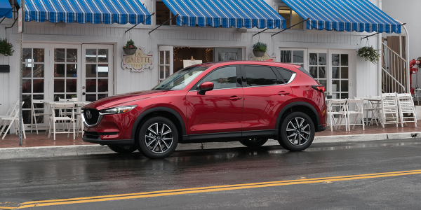 Retained values for pre-owned compact CUVs such as the 2017 Mazda CX-5 improved by 1.1% in...
