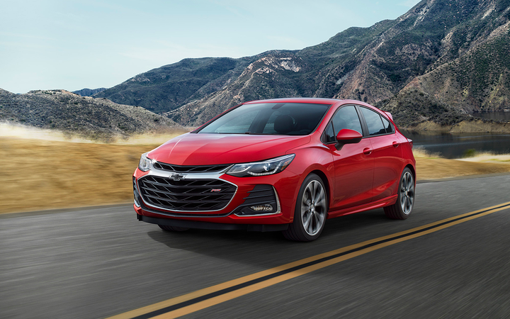 Wantalease.com finds promotions have driven lease pricing for the Chevrolet Cruze down to $209/month — representing a discount of 13.31% — heading into the new year. 