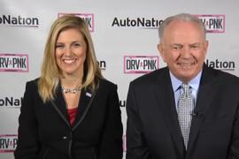 Liebert Out, Miller in as AutoNation CEO