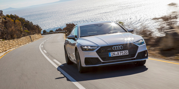 The Audi A7 was the top-scoring model in J.D. Power's latest APEAL study, but the German factory...