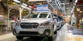 JDP: Subaru, Lexus Lead Brand Loyalty Rankings