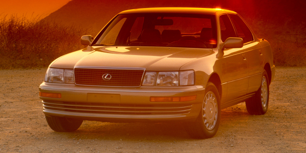 In 1989, 121 U.S. franchisees were given the opportunity to sell the first generation of Lexus...