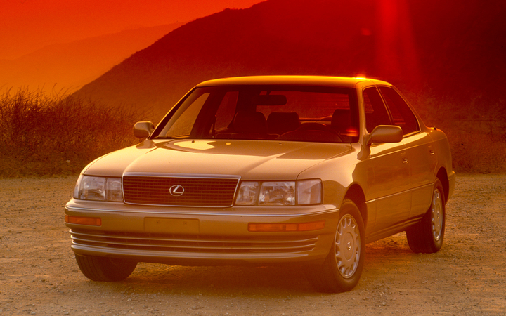 In 1989, 121 U.S. franchisees were given the opportunity to sell the first generation of Lexus vehicles, including the 1990 LS 400. Not among them was Kansas dealer Mike Steven, who is now suing the factory for millions in lost earnings. 