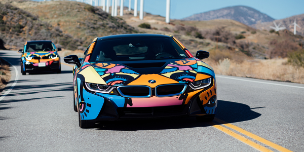 BMW's #Coachella is one of four automotive campaigns to make Talkwalker's list of 20...