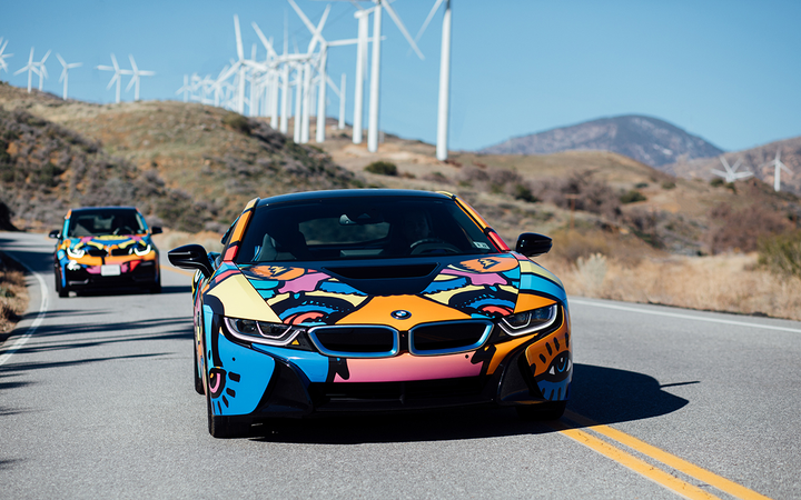 BMW's #Coachella is one of four automotive campaigns to make Talkwalker's list of 20 highest-impact social media initiatives of the year so far. 