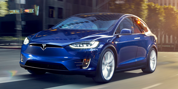 "The ""long range"" editions of the Tesla Model X SUV and its stablemate, the Model S sedan, are..."