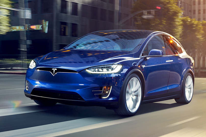 """The """"long range"""" editions of the Tesla Model X SUV and its stablemate, the Model S sedan, are..."""