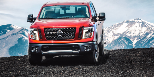 The 2019 Nissan Titan can be leased for $195 per month thanks an $87 factory discount.