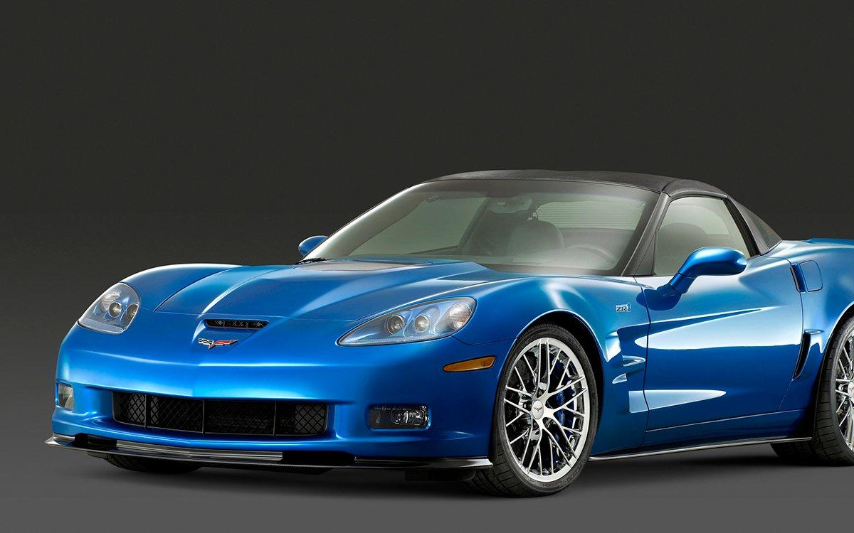 High Risk, Low Reward: Employee Accused of Stealing ID for '07 Corvette