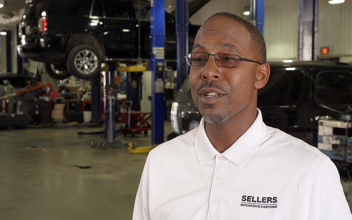 """We see it all the time. People come in and see their repair costs, and they really don't know if they can afford it,"" said Reginald Garrett, a service consultant at Sellers Buick GMC in Farmington, Mich., in a video announcing the results of an Ally-ordered survey that found only 21% of American car buyers were covered by a vehicle service contract.