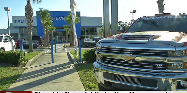 The dealer at the now-defunct Riverside Chevrolet is permanently barred from owning or operating...