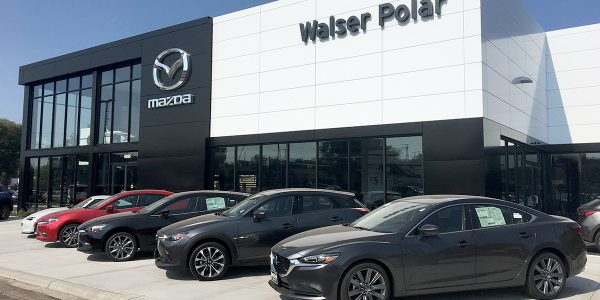 Toyota Motor Credit has replaced JPMorgan Chase as Mazda's captive finance company for U.S....
