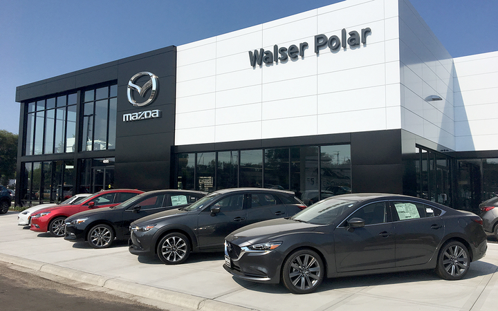 Toyota Motor Credit has replaced JPMorgan Chase as Mazda's captive finance company for U.S. dealers. 