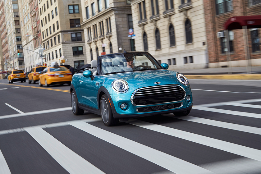 Mini was one of only three manufacturers to record a year-over-year decrease in the latest U.S....